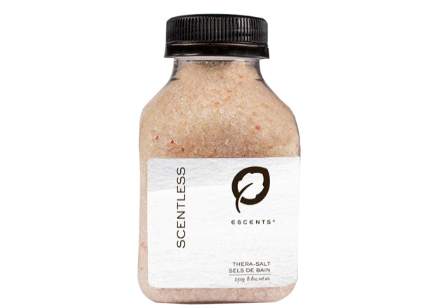 Bath Salt Scentless 250g - Escents Aromatherapy Canada