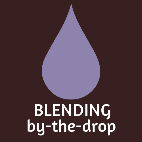 Blending Bar Drops Almond Latte - Escents Aromatherapy Canada