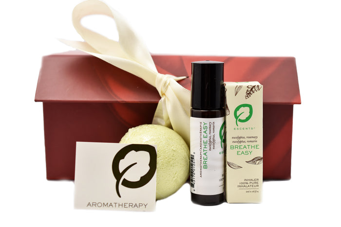 Breathe Easy Roll-On Gift Bundle