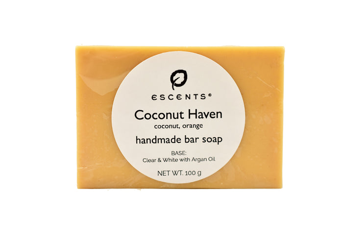 Bar Soap Coconut Haven
