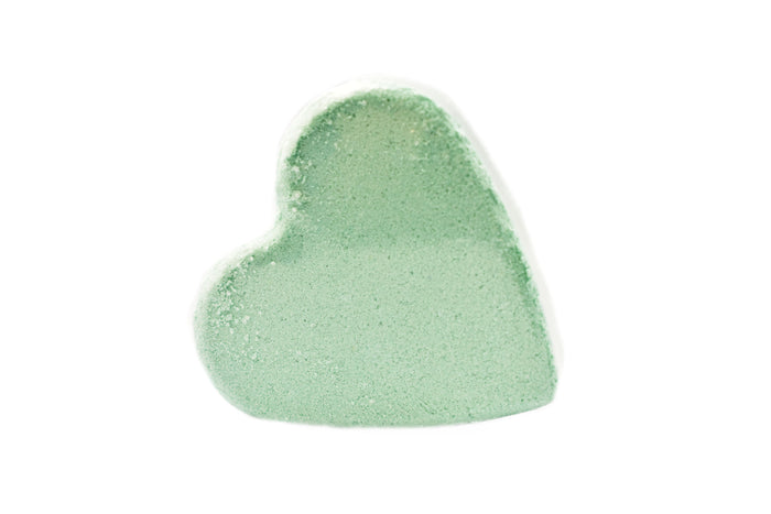 Heart Shaped Bath Bomb MUSCLE RELIEF