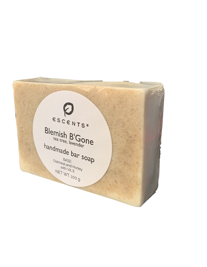 Bar Soap Blemish B'Gone