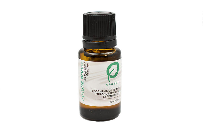 Immune Boost 15ml - Escents Aromatherapy Canada