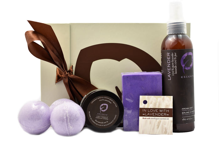 In Love With Lavender Gift Bundle