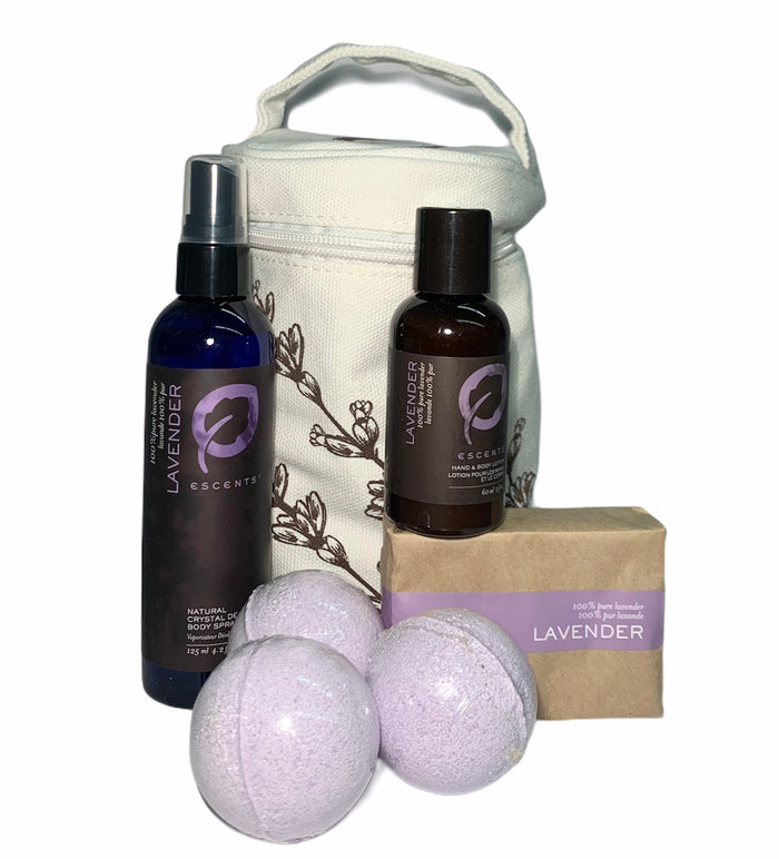 Lavender Essential Kit