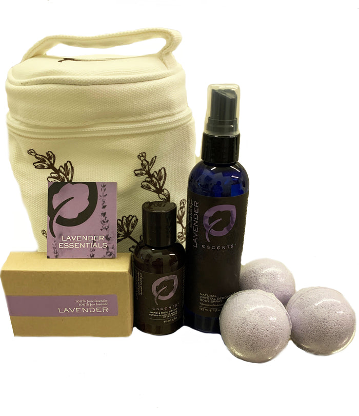 Lavender Essentials Bundle