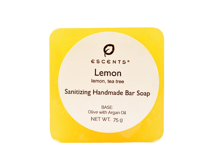 Lemon Sanitizing Soap 75g