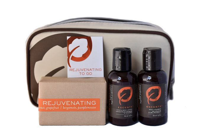 Rejuvenating To Go Gift Set
