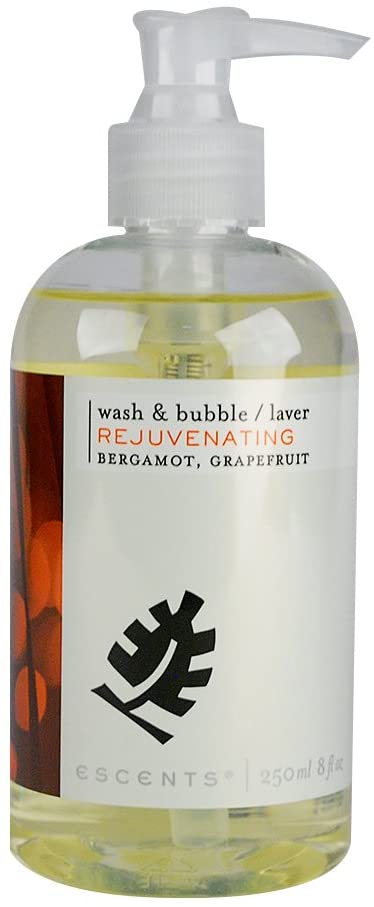 Rejuvenating Wash & Bubble 250ml - VINTAGE LABEL