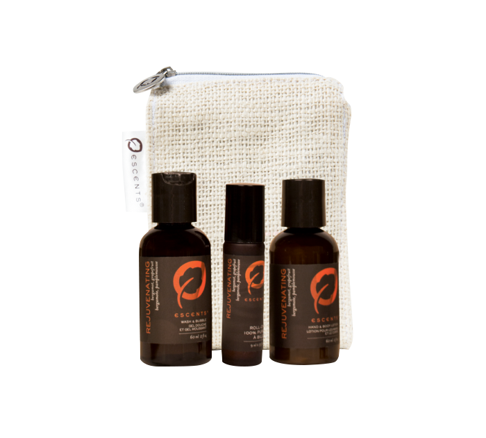 Rejuvenating Roll On Bundle - Escents Aromatherapy Canada