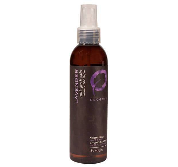Aroma Mist Lavender 180 ml. - Escents Aromatherapy Canada