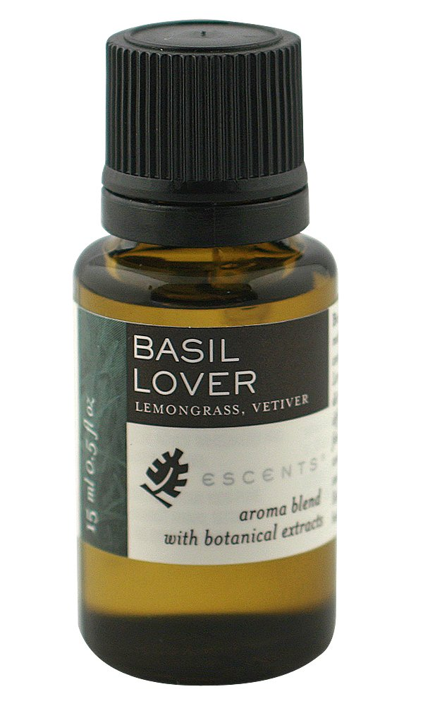 Basil Lover 15ml - Escents Aromatherapy Canada