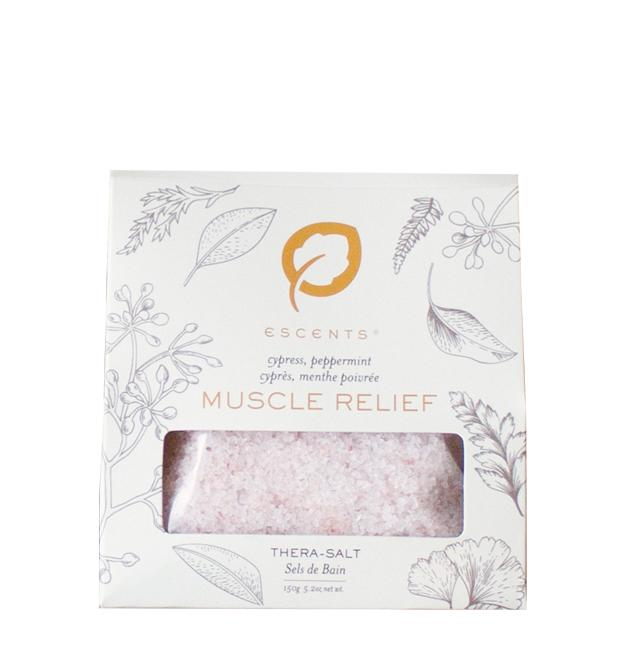 Bath Salt Muscle Relief 150g