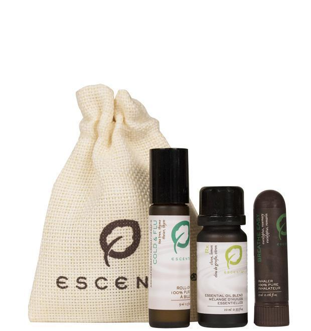 Cold & Flu Bundle - Escents Aromatherapy Canada