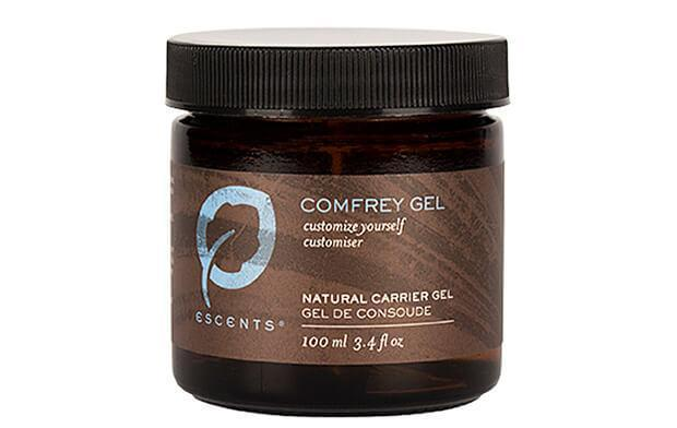 Comfrey Gel 100 ml. / 3.3 fl. oz. - Escents Aromatherapy Canada