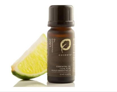 Blending Bar Drops Lime - Escents Aromatherapy Canada