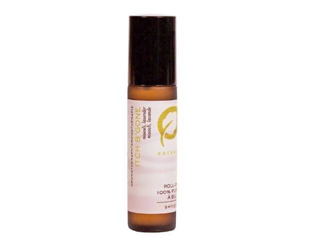 Roll-On Itch B'gone 9 ml. / .33 fl. oz. - Escents Aromatherapy Canada