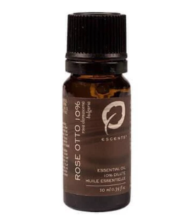 Blending Bar Drops Rose Otto 10% - Escents Aromatherapy Canada