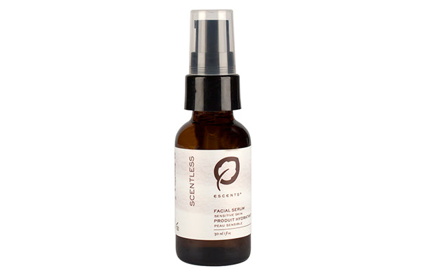 Facial Serum Scentless 30 ml. / 1 fl. oz. - Escents Aromatherapy Canada