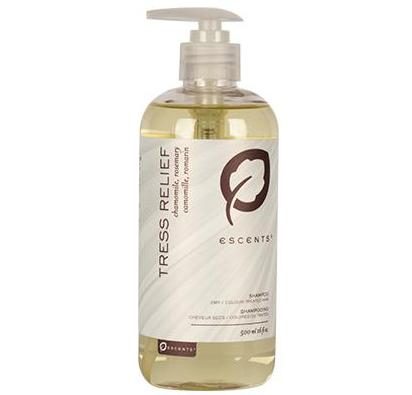 Shampoo Tress Relief 500ml - Escents Aromatherapy Canada