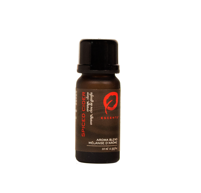 Spiced Cider - Escents Aromatherapy Canada