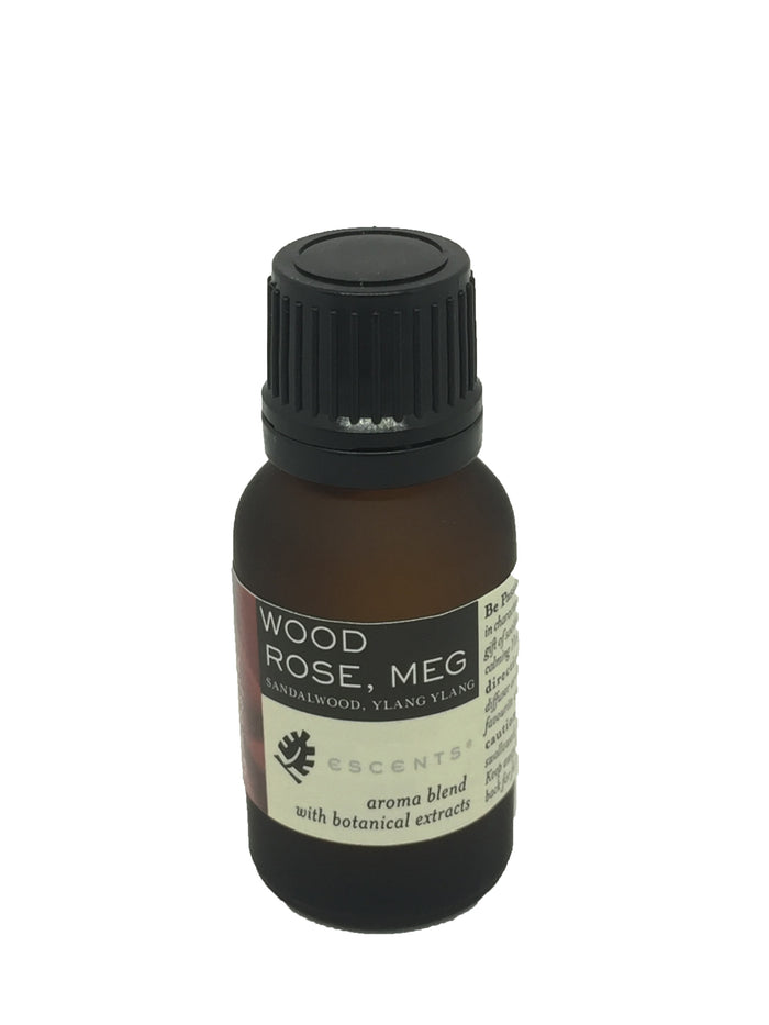 Wood Rose, Meg     15ml