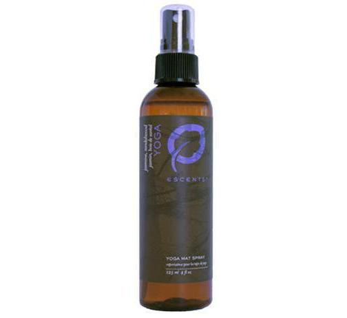 Yoga Mat Spray 125 ml. / 4 fl. oz. - Escents Aromatherapy Canada