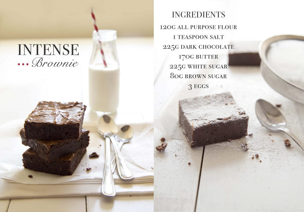 Intense Brownie recipe