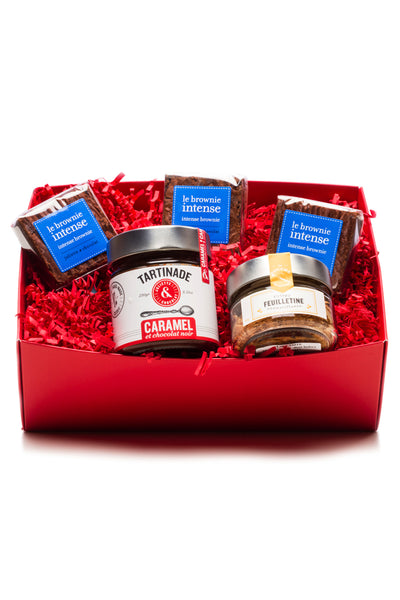Gift Basket - The Curious
