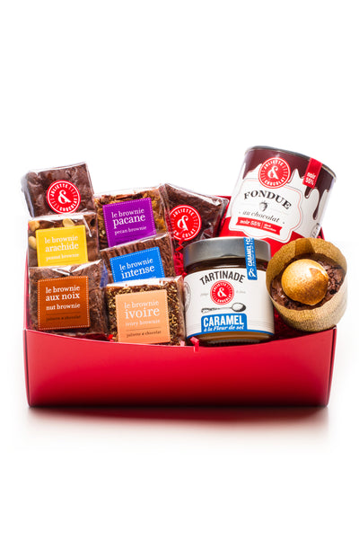 Gift Basket - The passionate