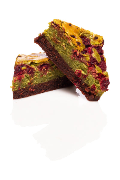 The Matcha Brownie by Juliette & Chocolat