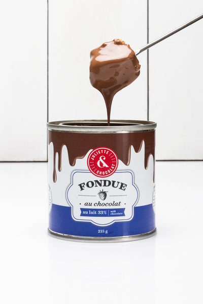 The Kit of Chocolate fondues
