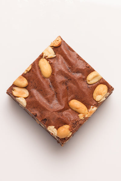 Peanut Brownie