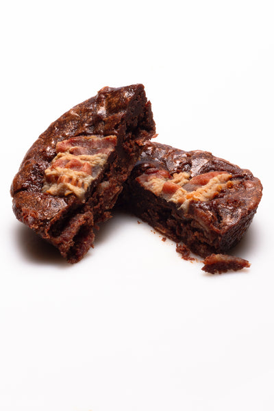 Bacon and Chocolate Brownie by Juliette & Chocolat