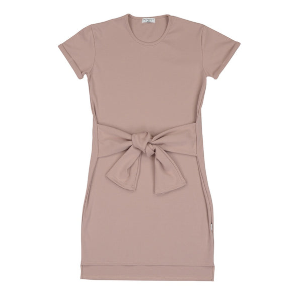 Rose Ladies Tie Dress