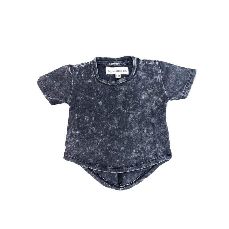 Acid Wash Kids Tee