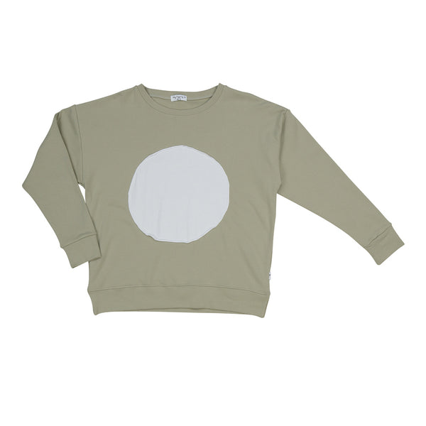 Olive Ladies Jumper