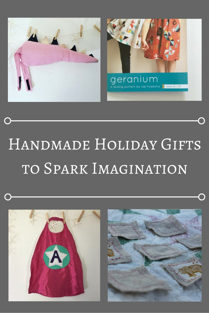 Handmade Gifts for Kids - To Spark Imagination!