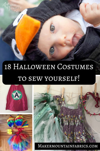 18 halloween costumes to sew yourself