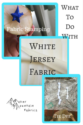 DIY fabric decorating tutorial