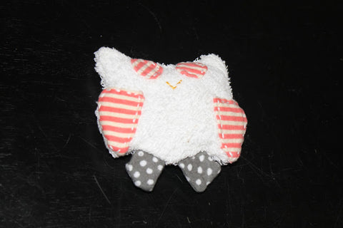 Scrappy Owl Teether