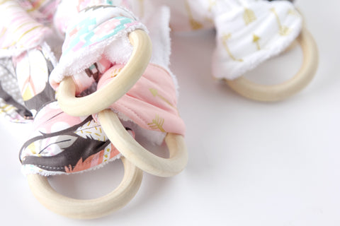 See Kate Sew Ring Teether