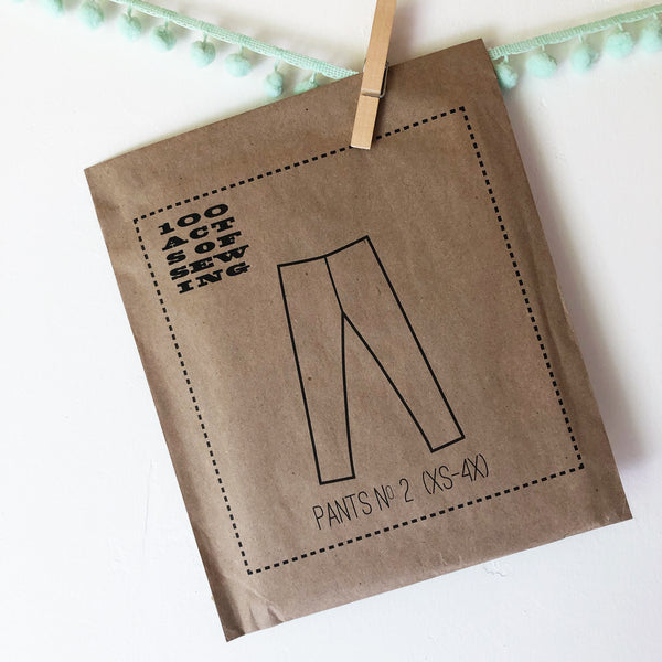 Pants No 2, 100 Acts Of Sewing