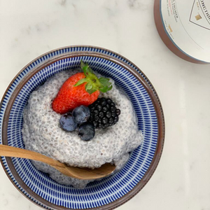 Almond Milk Chia Pudding