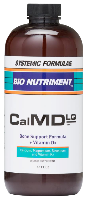 CalMD LQ (supports healthy bones)