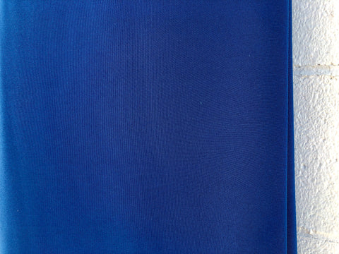 "132"" Round Lt Royal Blue Classic Solid Polyester"