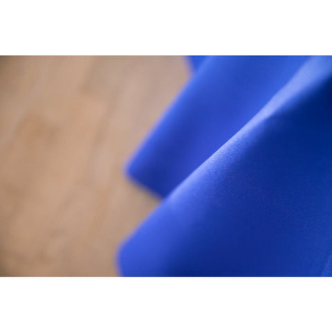 "90""x 90"" Royal Blue Classic Solid Polyester"