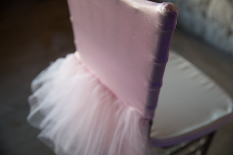 Tutu Chair topper