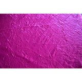 "132"" Round Hot Pink Iridescent Crush"