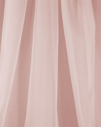 10'x 20' Blush Sheer Drape
